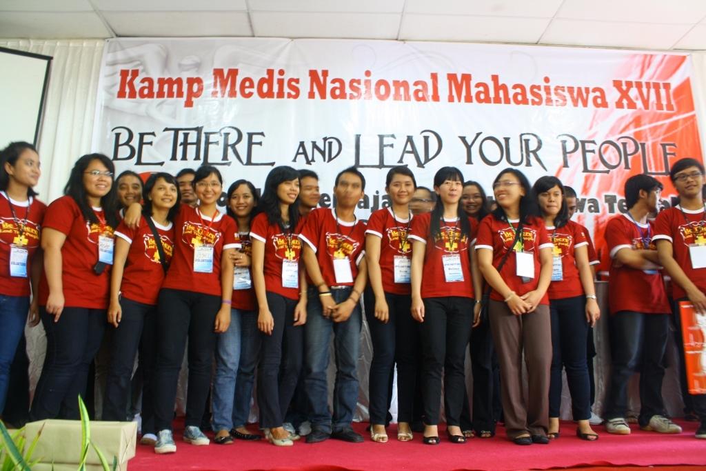 Kamp Medis Nasional Mahasiswa (KMdNM) XVII 2010