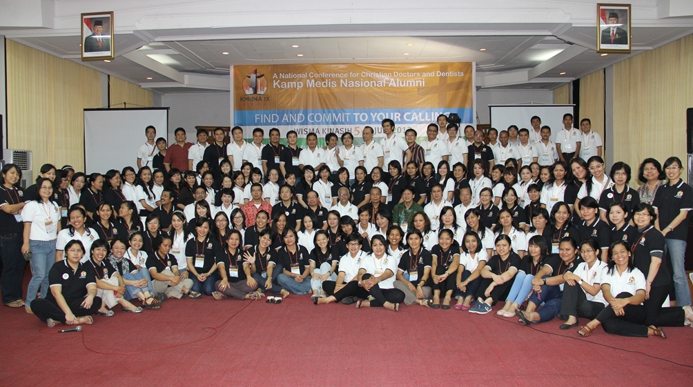 Kamp Medis Nasional Alumni (KMdNA) IX 2012