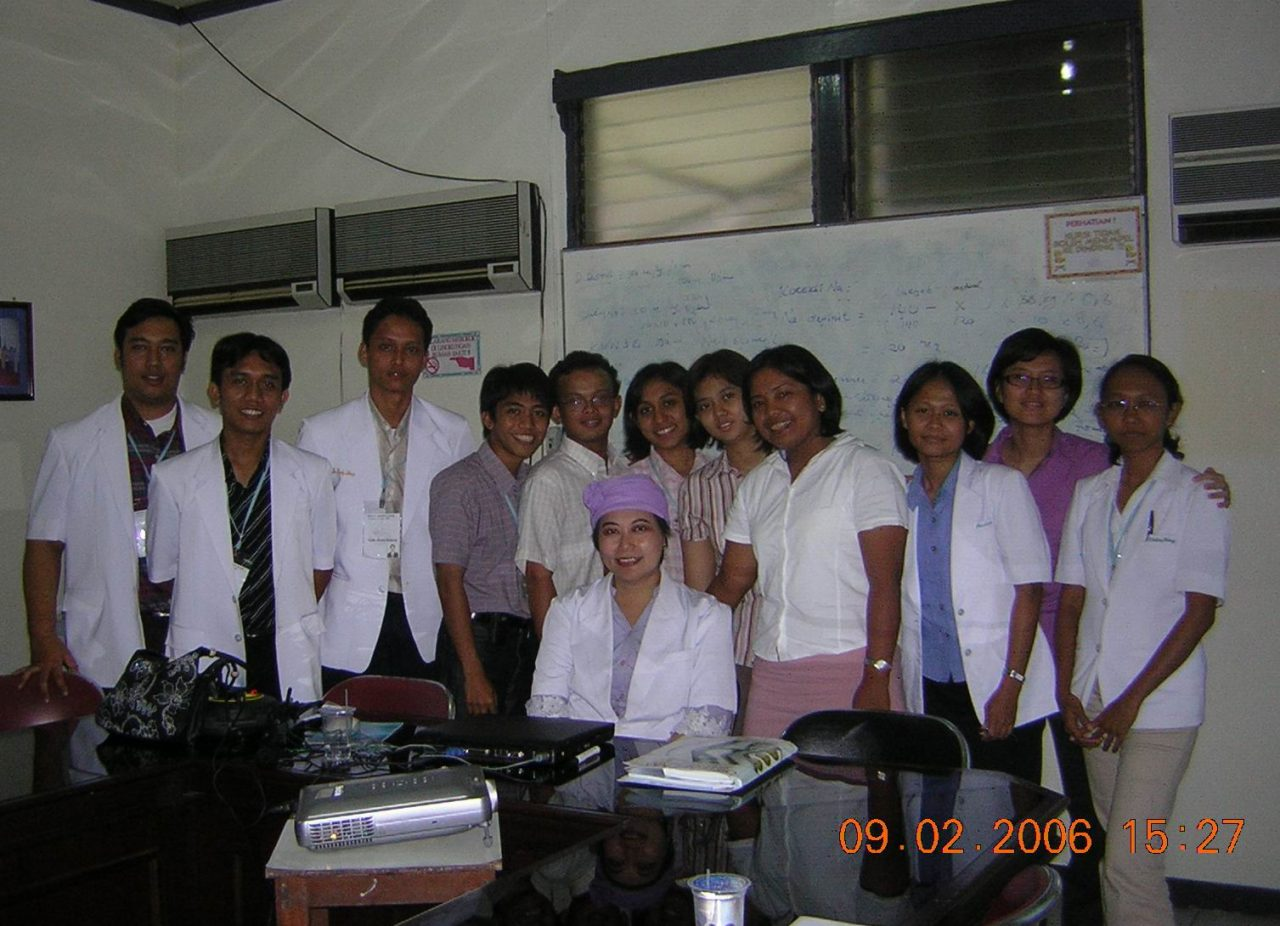 Medical Mission Course (MMC) I 2006