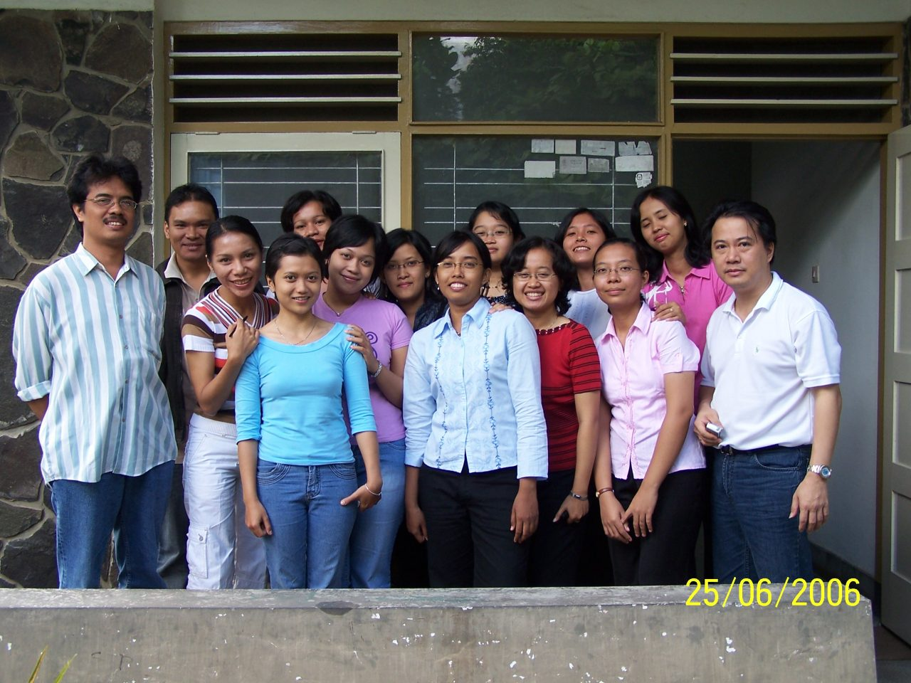 Kamp Medis Nasional Mahasiswa (KMdNM) XV 2006
