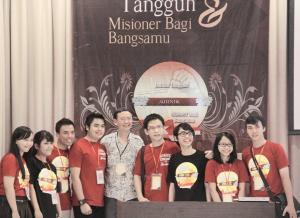 2. Kamp Medis Mahasiwa XIX 2014 Bali