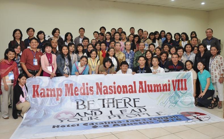 Kamp Medis Nasional Alumni (KMdNA) VIII 2010