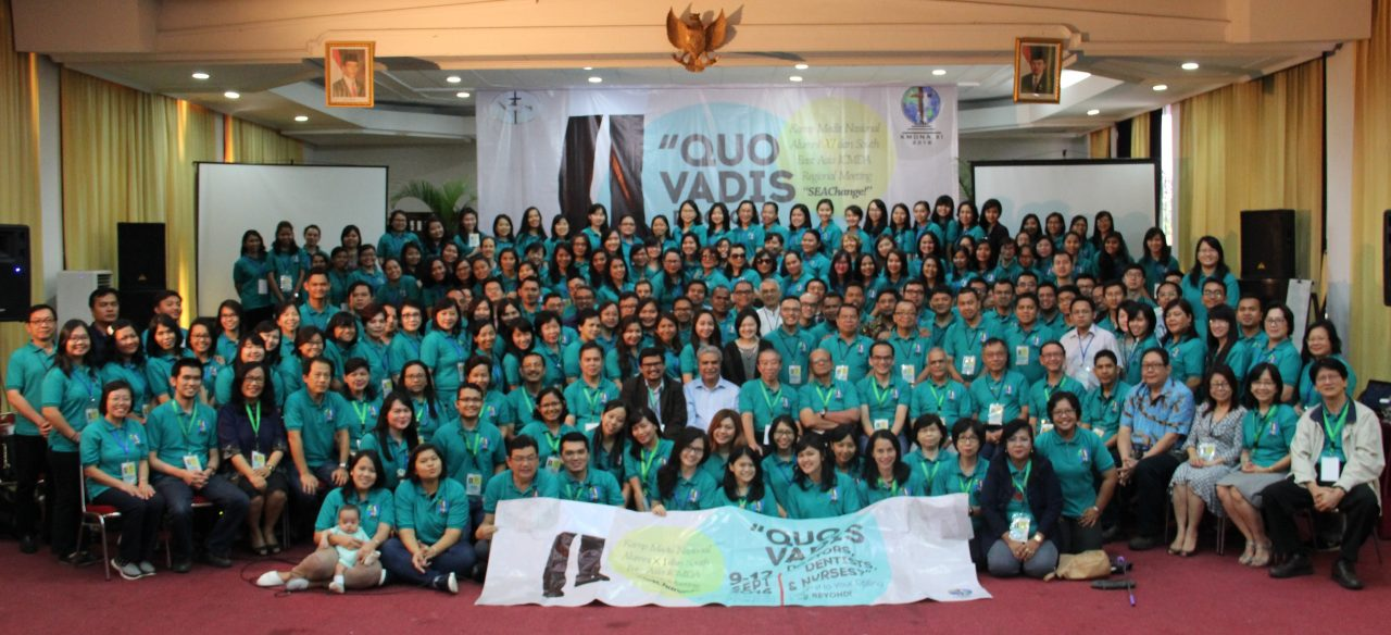 Kamp Medis Nasional Alumni (KMdNA) XI 2016