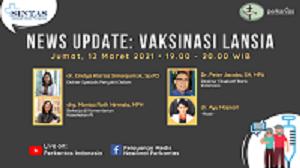 News Update: Vaksinasi Lansia
