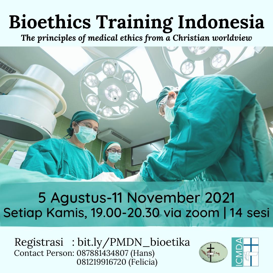 Training Bioethics Indonesia